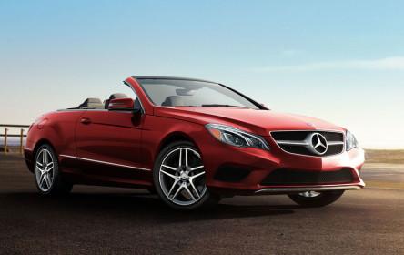 Location Mercedes E cabriolet