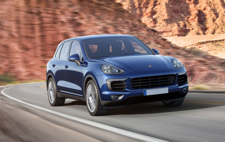 Rent Porsche Cayenne Turbo