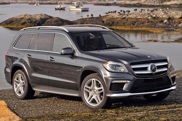 Rent Mercedes GL
