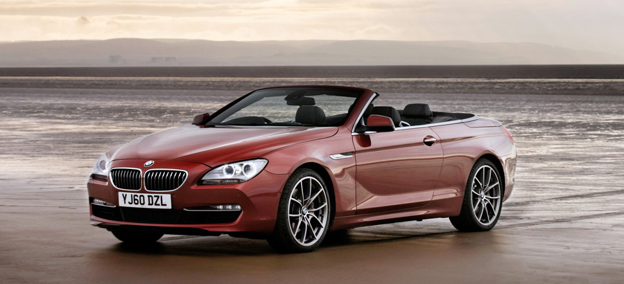 Rent Bmw 640 cabriolet