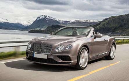 Location Bentley GTC