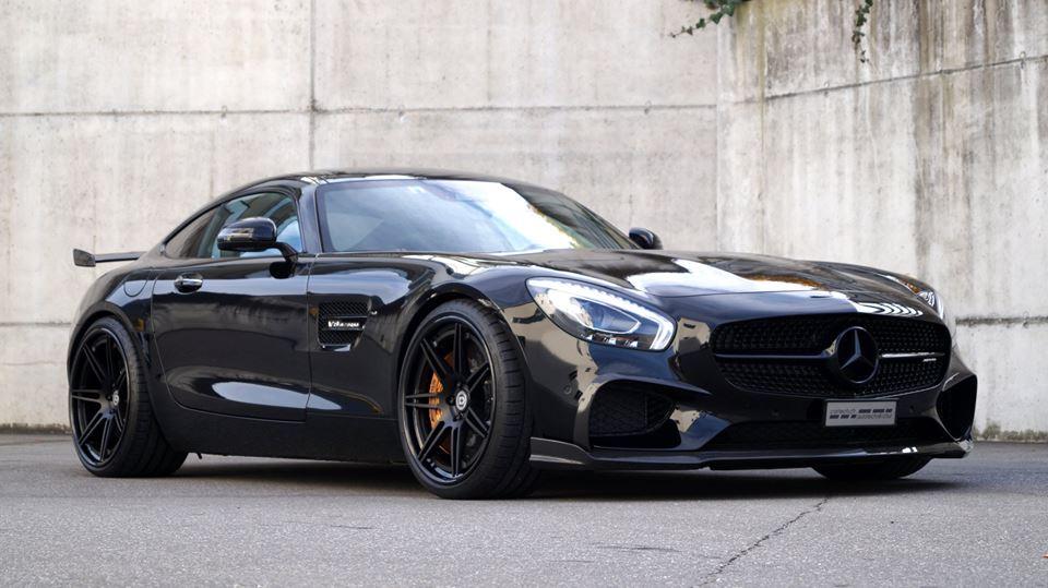 Rent Mercedes GTS