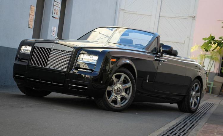 Rolls Royce Drophead cabriolet