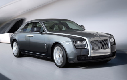 Location Rolls Royce Ghost