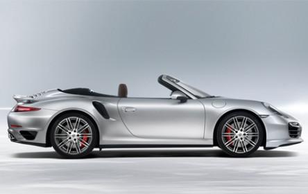Porsche GTS 911 turbo cabriolet