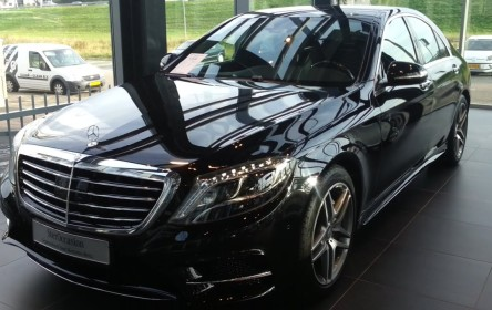 Location Mercedes class S