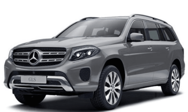Rent Mercedes GLS 350