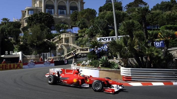 Programme for Monaco Grand Prix™ 2016