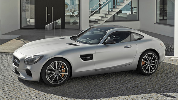 Location Mercedes GTS Coupe