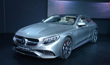 Mercedes S63 Coupe