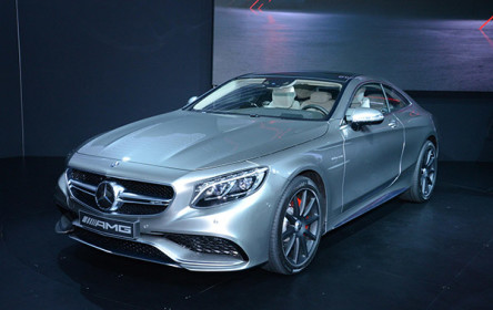 Rent Mercedes S63 Coupe
