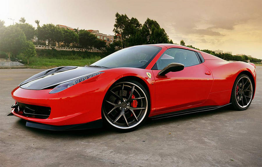Advantages of the luxury Ferrari rental