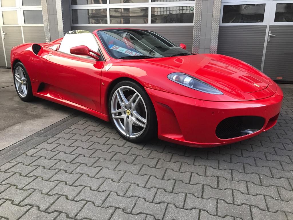 Ferrari 430 Cabrio